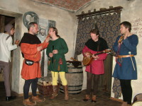 středověká skupina Bakchus (www.bakchus.eu)