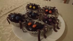 nadívaní pavouci