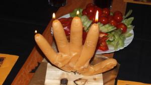 ruka z vosku