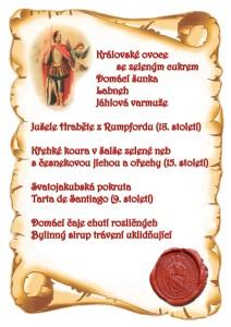 středověké menu