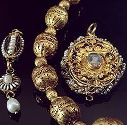 šperky Marie Stuartovny