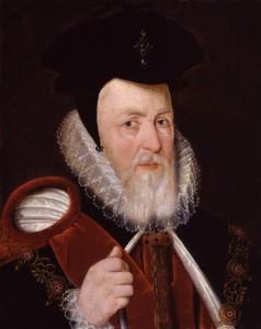 William Cecil - hlavní královský poradce
