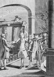 atentát na Ludvíka XV.