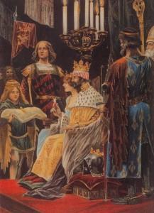 korunovace Eduarda II.