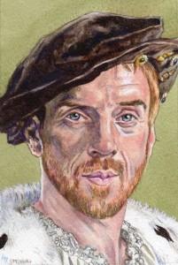 Jindřich v mládí