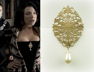 brož Anny Boleynové