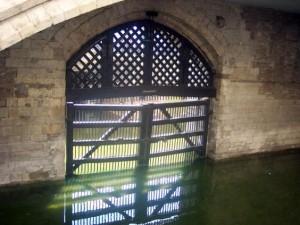 cela v Toweru, kde byla Anna vězněna před popravou