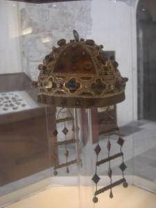 koruna Kateřiny Aragonské