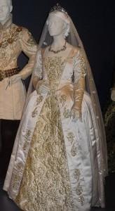 svatební šaty Jany Seymourové