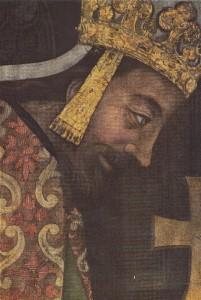 Karel IV. Třetí ostatková scéna