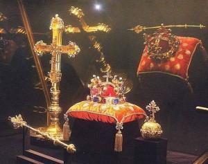 korunovační klenoty Karel IV.