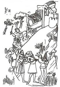 pohřeb Karla IV.